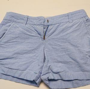 J. Crew Powder Blue Shorts